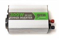 Автомобільний інвертор PowerPlant HYM300-122, 12V