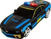 Автомодель Maisto 1:24 Chevrolet Camaro SS RS Police (81236 black)