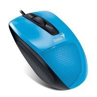 Миша Genius DX-150X USB Blue/Black (31010231102)