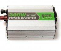 Автомобільний інвертор PowerPlant HYM300-242, 24V