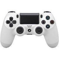 Джойстик SONY Dualshock для PS4 White (234647)