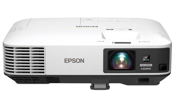 Купить Проектор Epson EB-2250U (3LCD, WUXGA, 5000 ANSI Lm) (V11H871040)