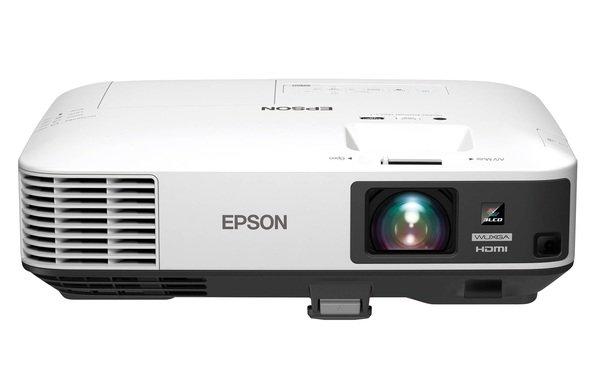 Купить Проектор Epson EB-2055 (3LCD, XGA, 5000 ANSI Lm), WiFi (V11H821040)