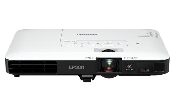 Купить Проекторы, Проектор Epson EB-1795F (3LCD, Full HD, 3200 ANSI Lm), WiFi (V11H796040)
