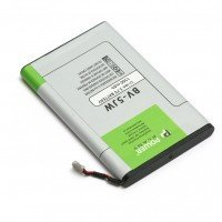 Акумулятор PowerPlant Nokia N9, Lumia 800 (BV-5JW) 1500mAh