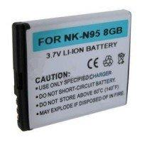 Акумулятор PowerPlant Nokia N78, N79 (BL-6F) 1150mAh