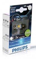 Лампа светодиодная Philips Festoon Vision LED T10.5x43 (129454000KX1)