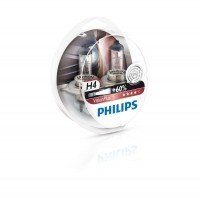 Лампа галогеновая Philips H4 VisionPlus (12342VPS2)