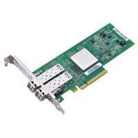 Контроллер DELL Qlogic 2662 Dual Port 16GB Fibre Channel HBA Low Profile (406-10743)