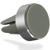 Автодержатель Kit для смартфонов Magnetic In-Car Vent Holder (SIlver)