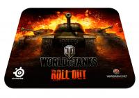Игровая поверхность SteelSeries Qck World of Tanks (67269)