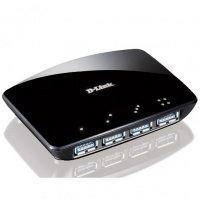 Сетевое оборудование D-Link DUB-1340 4port USB 3.0