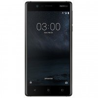 Смартфон Nokia 3 DS Matte Black