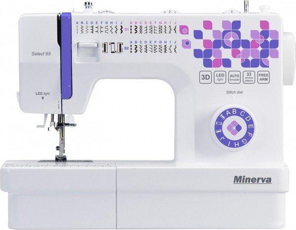 Купить Швейные машинки, Швейная машина МINERVA SELECT 65, MINERVA