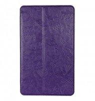 Чехол для планшета Nomi Slim PU Pattern Nomi С10103 Owls Purple