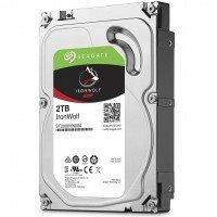 "Жесткий диск Seagate 3.5"" SATA 3.0 2TB 5900 64MB IronWolf (ST2000VN004)"