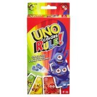 Карточная игра UNO Игра цветов (DWV64)