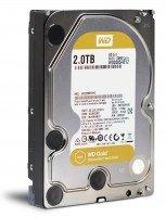 """Жорсткий диск внутрішній WD 2TB 7200RPM 6GB/S/128MB 3.5"""" SATA III Gold (WD2005FBYZ)"""