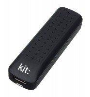 Портативный аккумулятор Kit Essentials Range 2000mAh Black