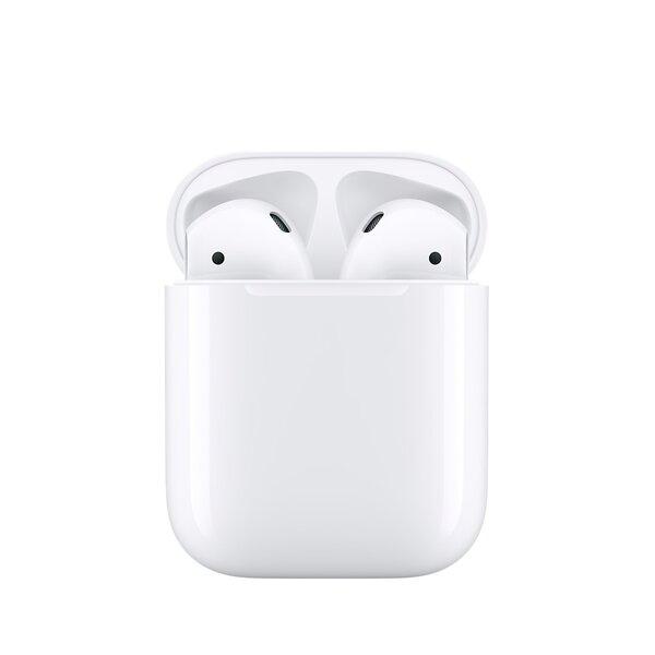 Наушники Apple AirPods with Mic (MMEF2ZE/A) фото 1