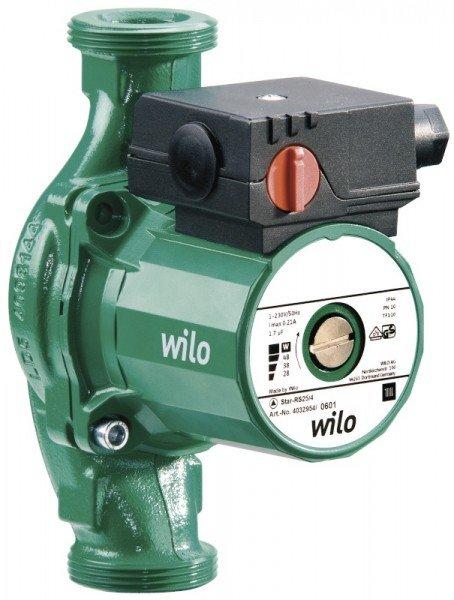 Циркуляционные насосы, Циркуляционный насос Wilo Star-RS 25/6 (4032956)  - купить со скидкой