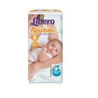Підгузки Libero NEWBORN 2 (3-6 кг) 52 шт (7322540594539)
