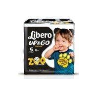 Подгузники Libero UP&GO 5 (10-14 кг) 16 шт (7322540599961)
