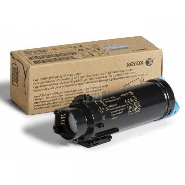 Купить Картриджи к лазерной технике, Тонер-картридж лазерный Xerox P6510/WC6515 Cyan, 4300 стр (106R03693)