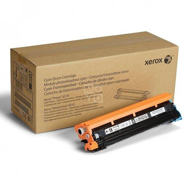 Купить Драм Картридж лазерный Xerox P6510/WC6515 Cyan, 48000 стр (108R01417)