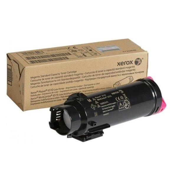 Купить Картриджи к лазерной технике, Тонер-картридж лазерный Xerox P6510/WC6515 Magenta, 4300 стр (106R03694)