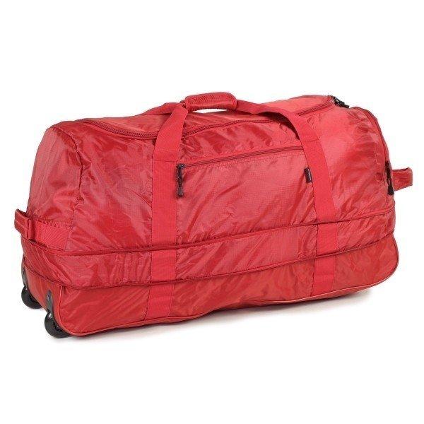 a136e62b186f Сумка дорожная Members Foldaway Wheelbag 105 123 Red (923404) фото 1
