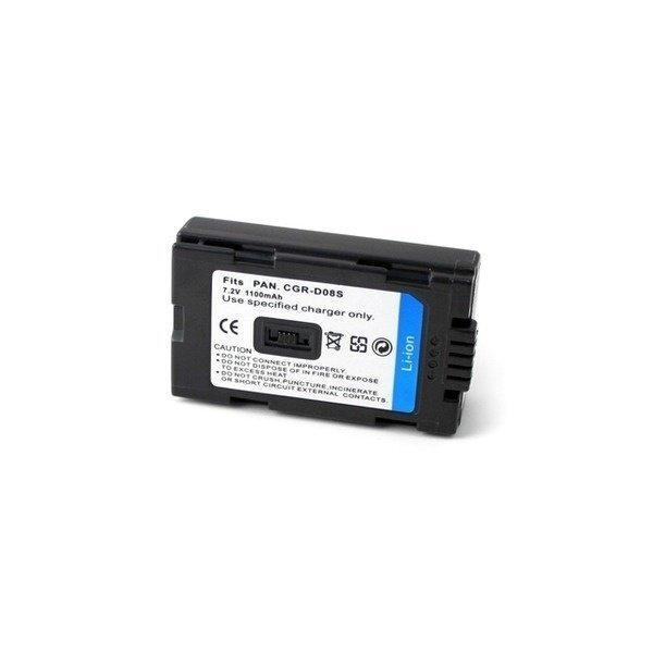 Акумулятор Drobak для відеокамери PANASONIC CGR-D120/D08 (111906)фото