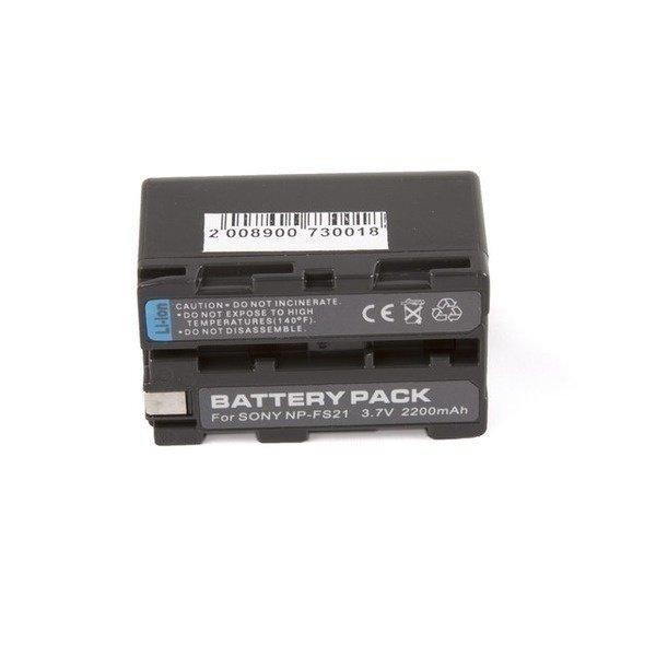 Аккумулятор Drobak для видеокамеры SONY NP-FS21 (112221) фото