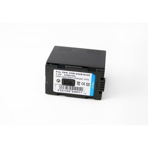 Аккумулятор Drobak для видеокамеры PANASONIC CGR-D320/D28 (111908) фото