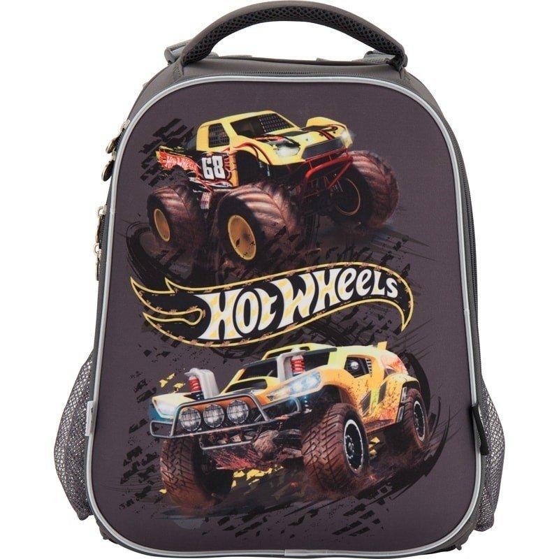 ≡ Рюкзак Kite шкільний каркасний 531 Hot Wheels (HW17-531M ... 4785369d63136