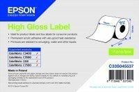Рулонная бумага Epson High Gloss Label TM-C3500 76mm x 33m (C33S045537)