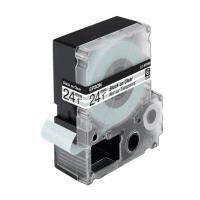 Картридж с лентой Epson LC6TBN9 принтеров LW-700 Clear Blk/Clear 24mm/9m (C53S627403)