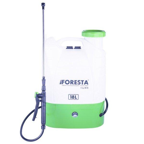 Купить Опрыскиватель аккумуляторный Foresta BS-18