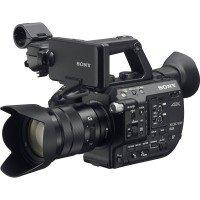 Видеокамера SONY PXW-FS5 + E PZ 18-105mm F/4.0 G OSS