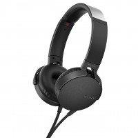 Наушники Sony MDR-XB550AP mic Black