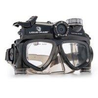 Видеомаска подводная Liquid Image Wide Angle Scuba HD 1080P S/M