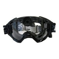 Видеомаска спортивная Liquid Image All Sport Video Goggle HD 720P Black