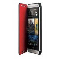 Сумка к мобильным телефонам HTC One/M7 Double dip flip case Black