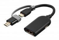 Переходник Kit Micro USB to HDMI