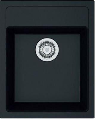 Купить Кухонные мойки, Кухонная мойка Franke SID 610-40 Черный (114.0497.988)
