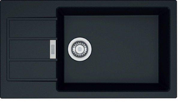 Купить Кухонные мойки, Кухонная мойка Franke SID 611-78 XL Slim Черный (114.0497.960)