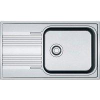Кухонная мойка Franke SRX 611-86 XL Полированная (101.0456.705)