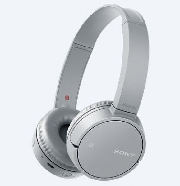 noindex Наушники Sony MDR-ZX220BT Bluetooth Gray  noindex фото1 f1a2c5a23ab5f