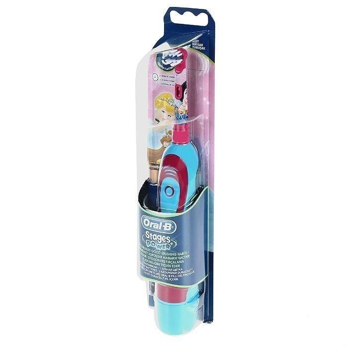 ≡ Зубна щітка BRAUN Oral-B DB 4.510 (для дівчинки) (6119014 ... 4b6bb98240dff