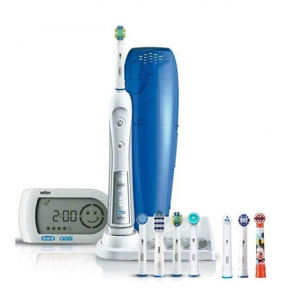 зубна щітка BRAUN Oral-B Triumph Smart Guide 5000 D 34.545.5X (5884211 3fd0996c12b55
